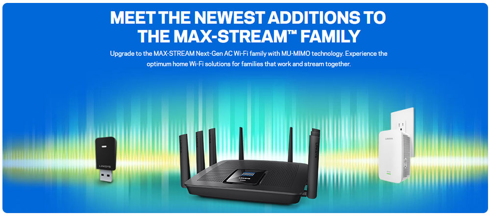 Meet the newest additions to the the Max-Stream Family!